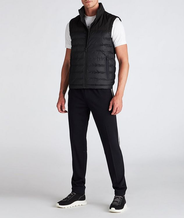 Eco Nylon Quilted Vest picture 5