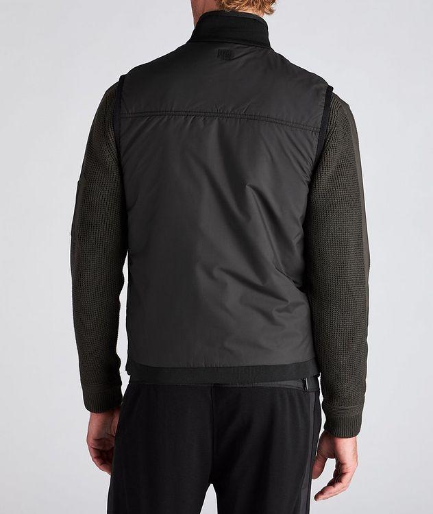 Techmerino Wool and Nylon Vest picture 3