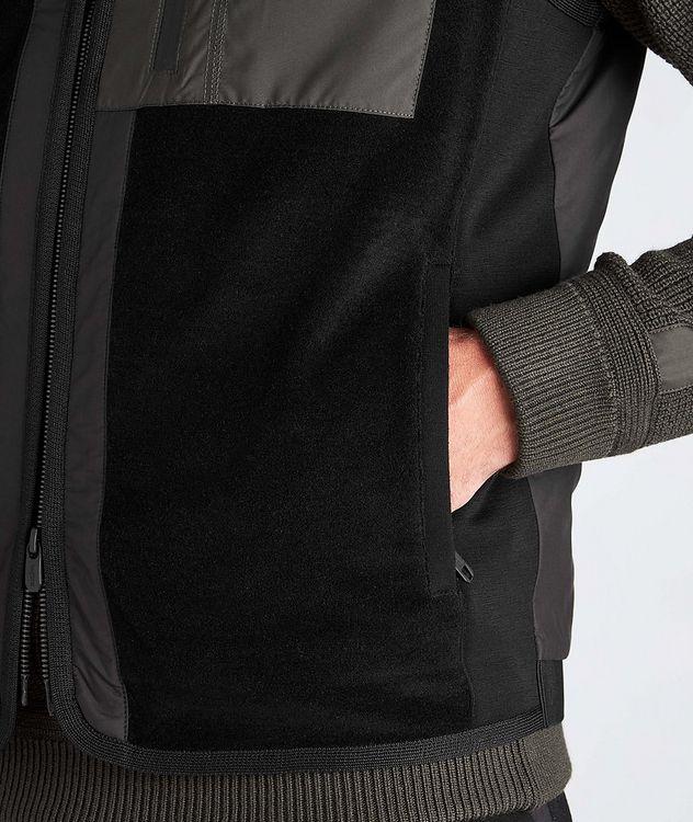 Techmerino Wool and Nylon Vest picture 5