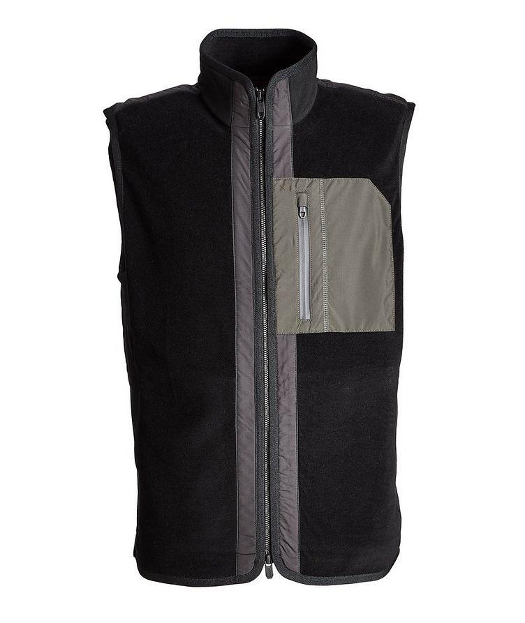 Techmerino Wool and Nylon Vest image 0