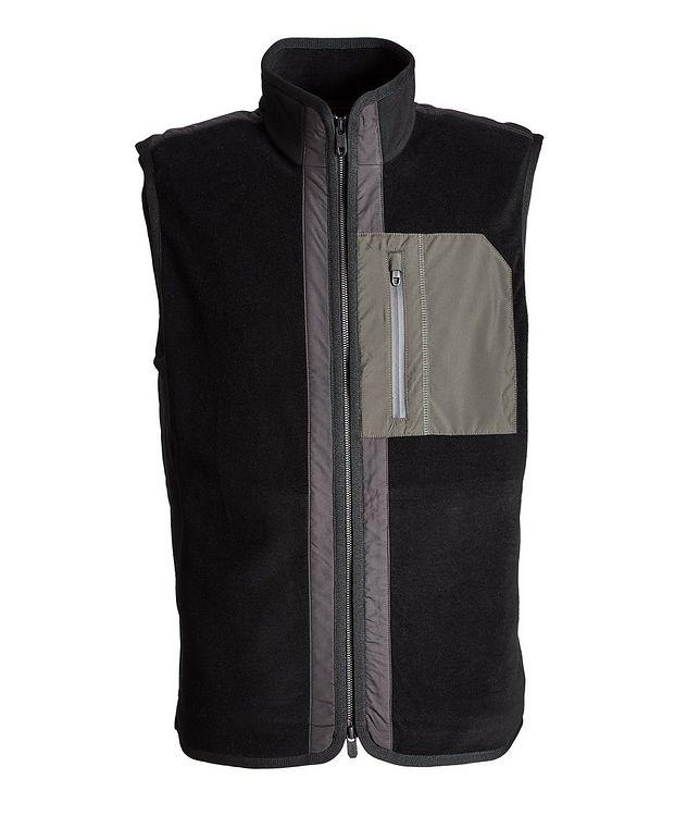 Techmerino Wool and Nylon Vest picture 1