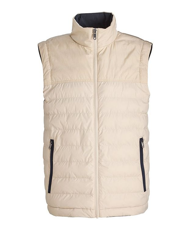 Eco Nylon Quilted Vest picture 1