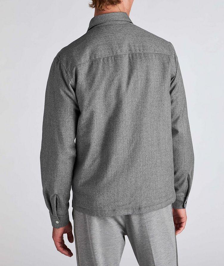 Techmerino Wool Overshirt image 2
