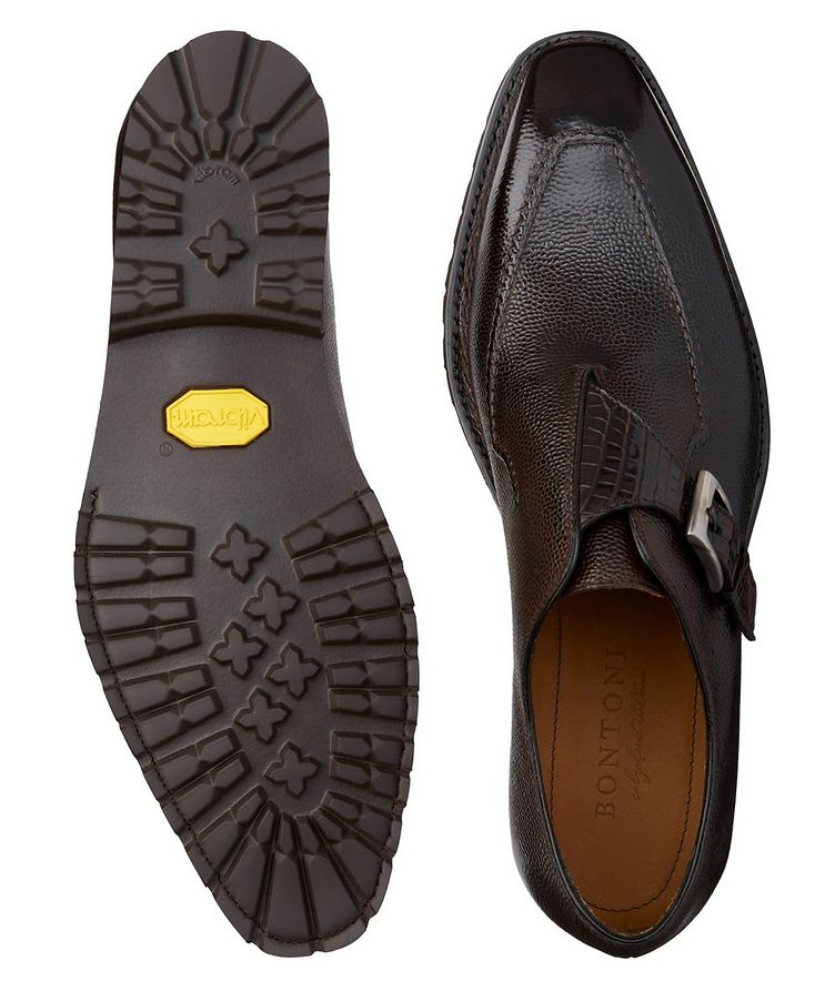 Leather Monkstraps image 2