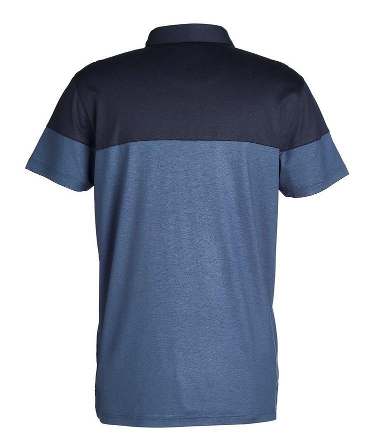 Silk-Cotton Polo image 1