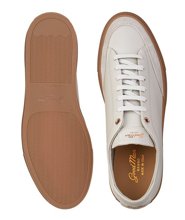 Edge Court Leather Sneakers picture 3