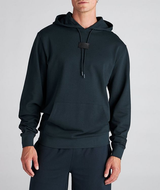 Karma Cotton Hoodie  picture 2