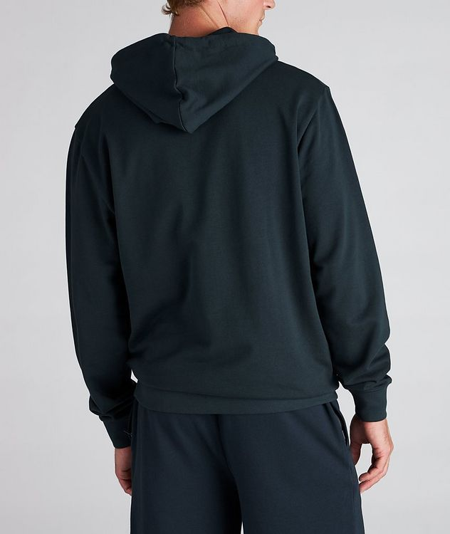 Karma Cotton Hoodie  picture 3