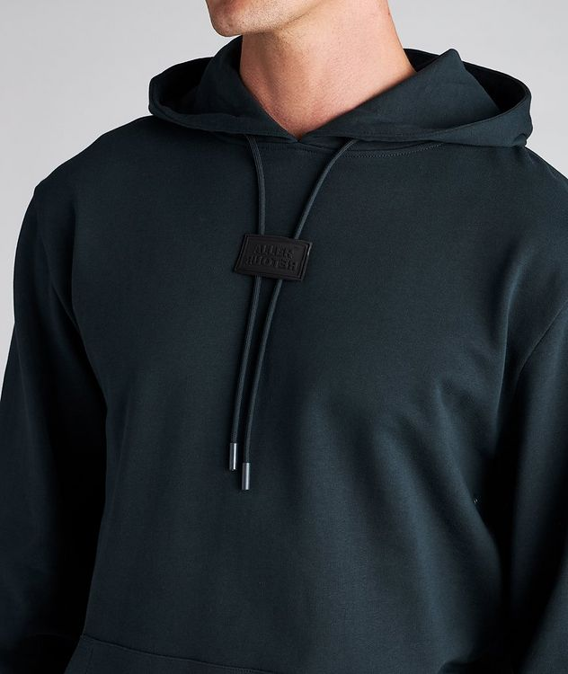 Karma Cotton Hoodie  picture 4