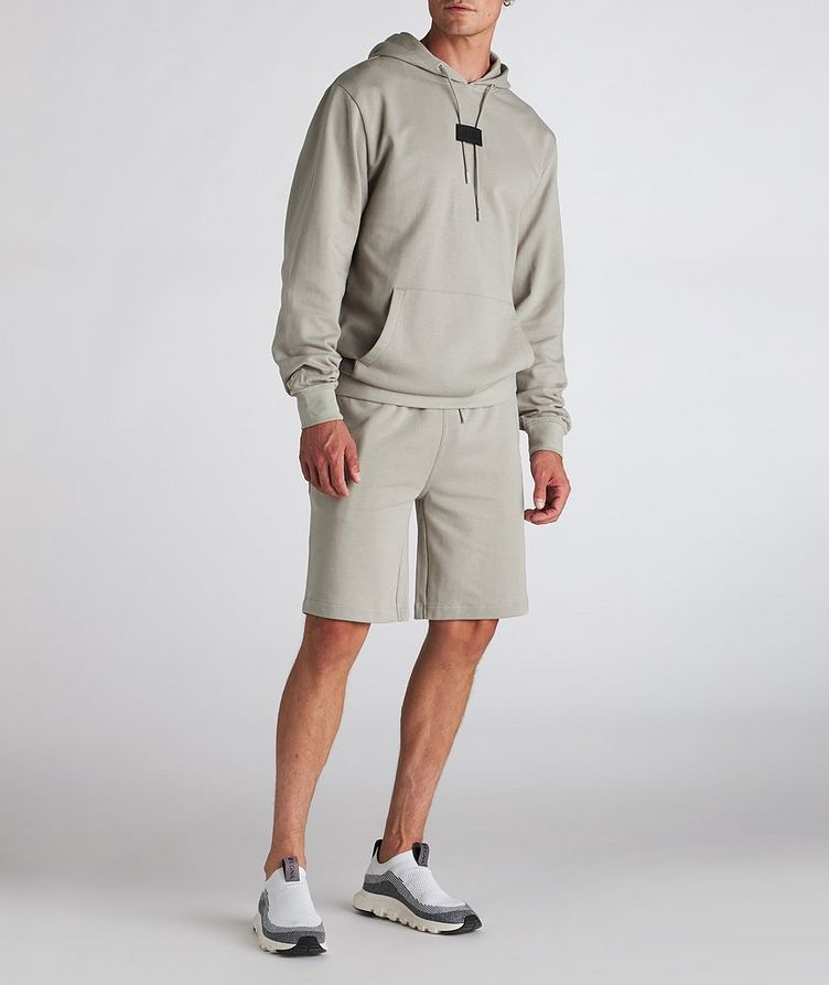 Water-Repellent Cotton Shorts image 4