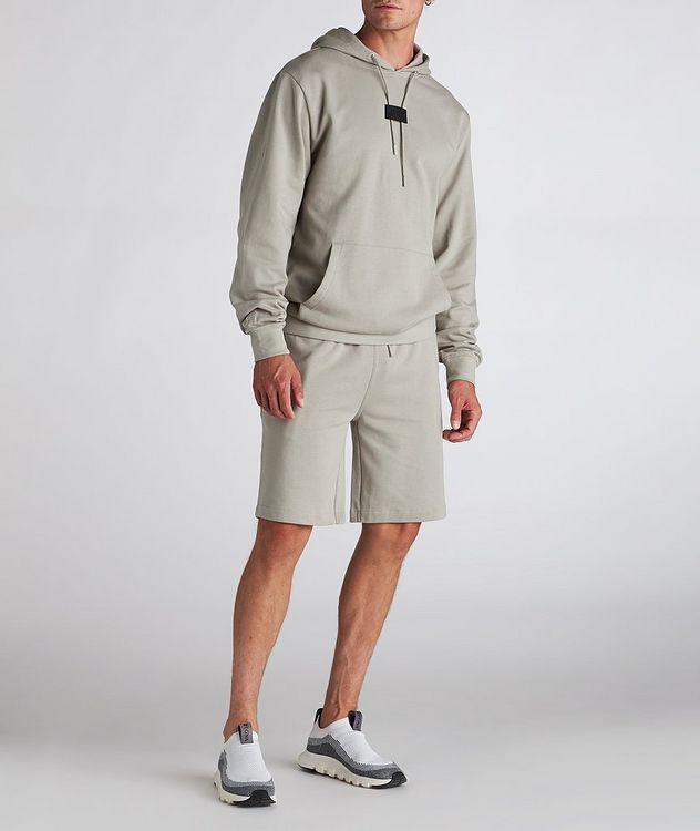 Water-Repellent Cotton Shorts picture 5