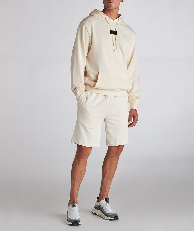 Water-Repellent Cotton Shorts image 5