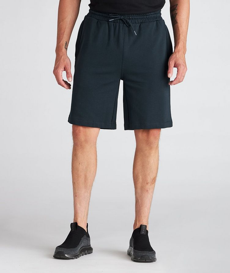 Water-Repellent Cotton Shorts image 1