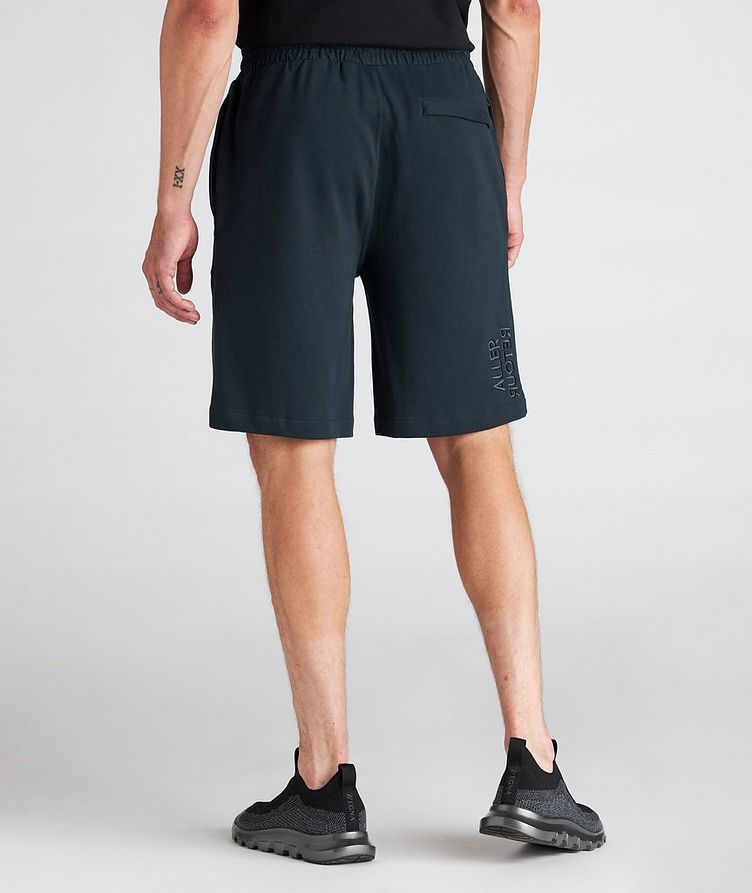 Water-Repellent Cotton Shorts image 2