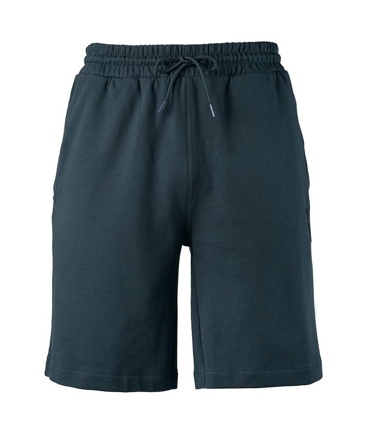 Water-Repellent Cotton Shorts image 0
