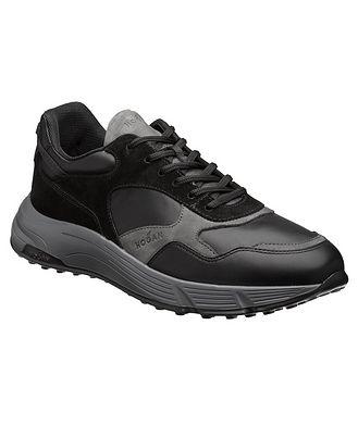 Hogan Hyperlight Suede & Leather Sneakers
