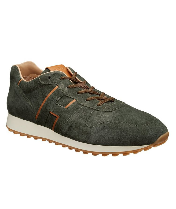 H383 Suede Sneakers image 0