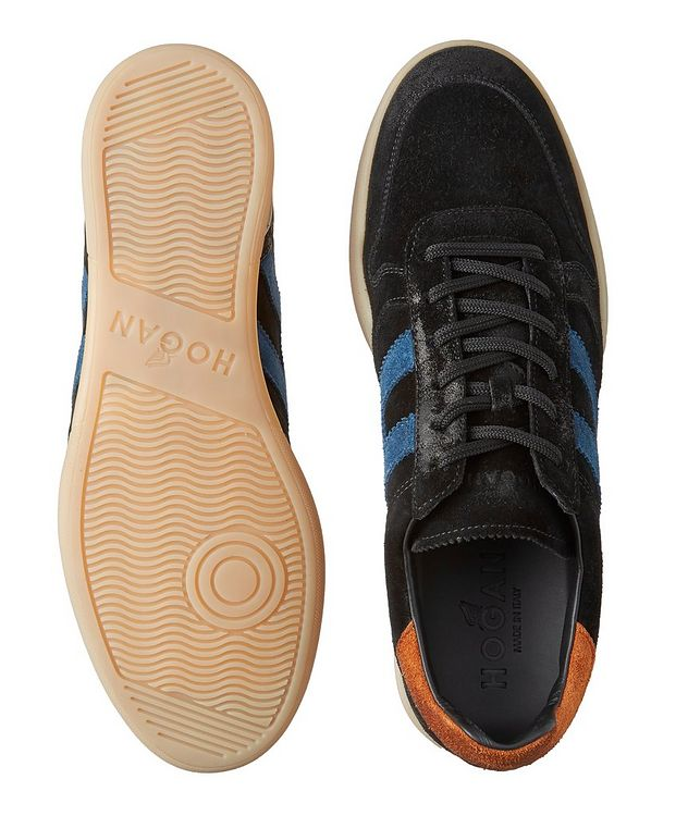 H357 Suede Sneakers picture 3