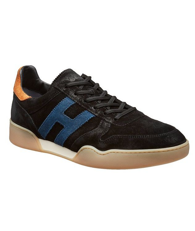 H357 Suede Sneakers picture 1