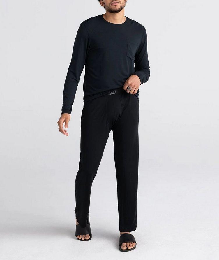 Sleepwalker Long-Sleeve Stretch-Modal T-Shirt image 1