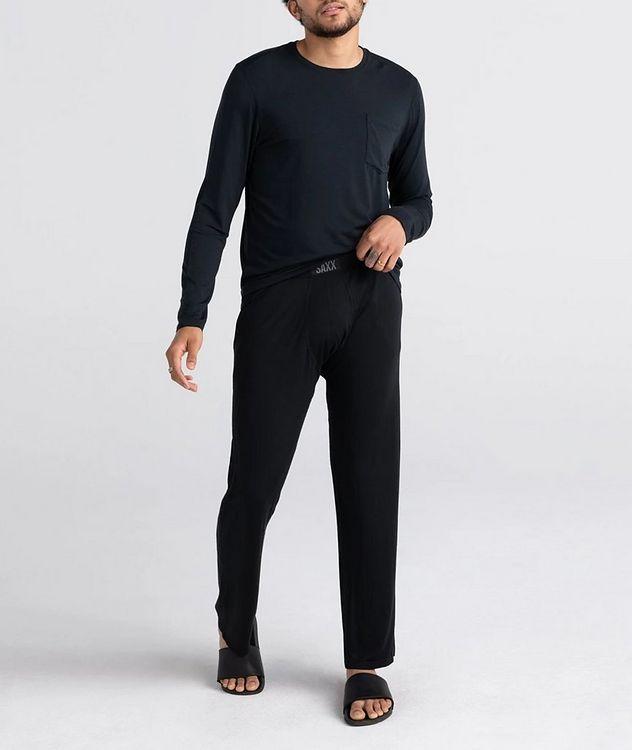 Sleepwalker Long-Sleeve Stretch-Modal T-Shirt picture 2
