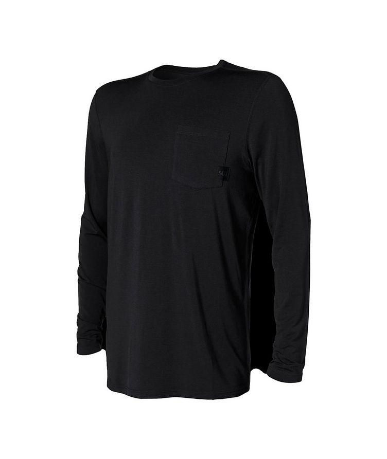Sleepwalker Long-Sleeve Stretch-Modal T-Shirt image 0
