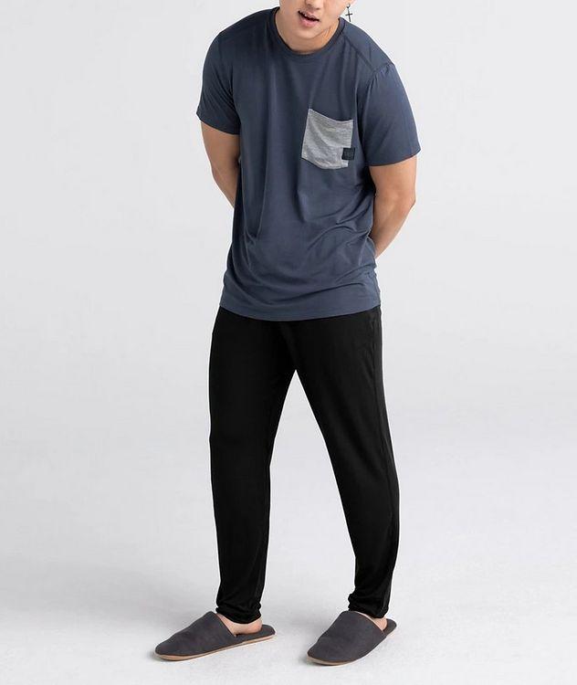 Sleepwalker Stretch-Modal T-Shirt picture 3