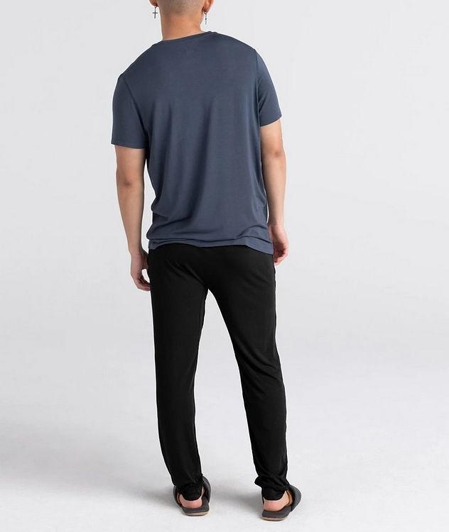 Sleepwalker Stretch-Modal T-Shirt picture 4