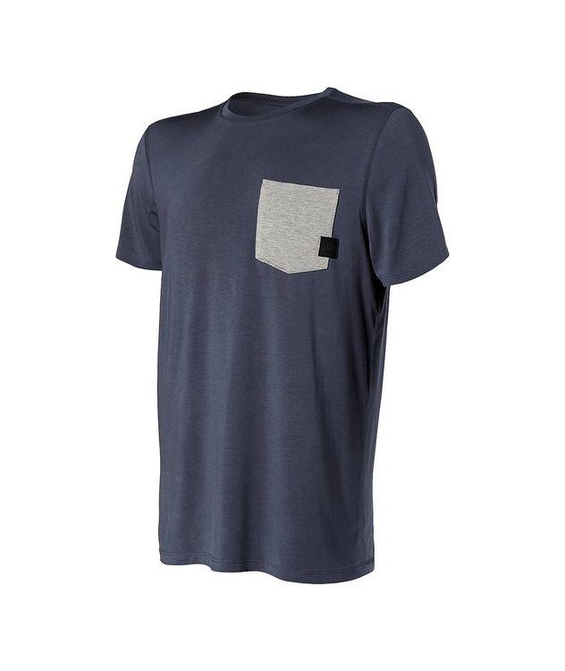 Sleepwalker Stretch-Modal T-Shirt picture 1