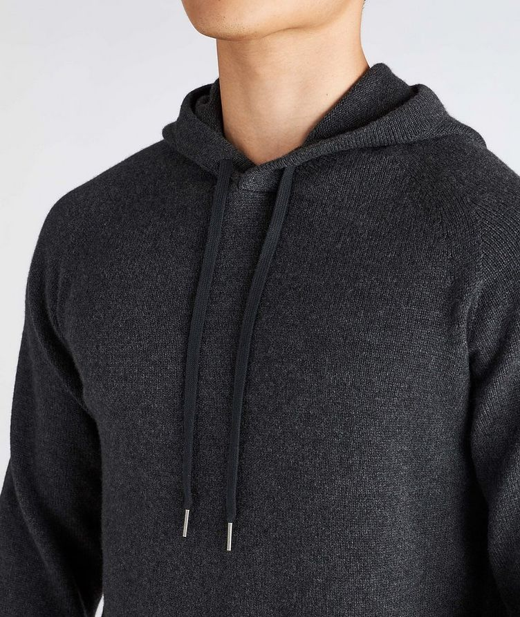 Cashmere Hooded Sweater image 3