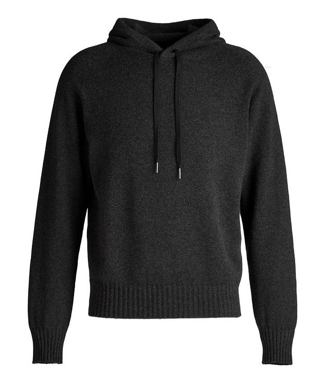 Cashmere Hooded Sweater picture 1