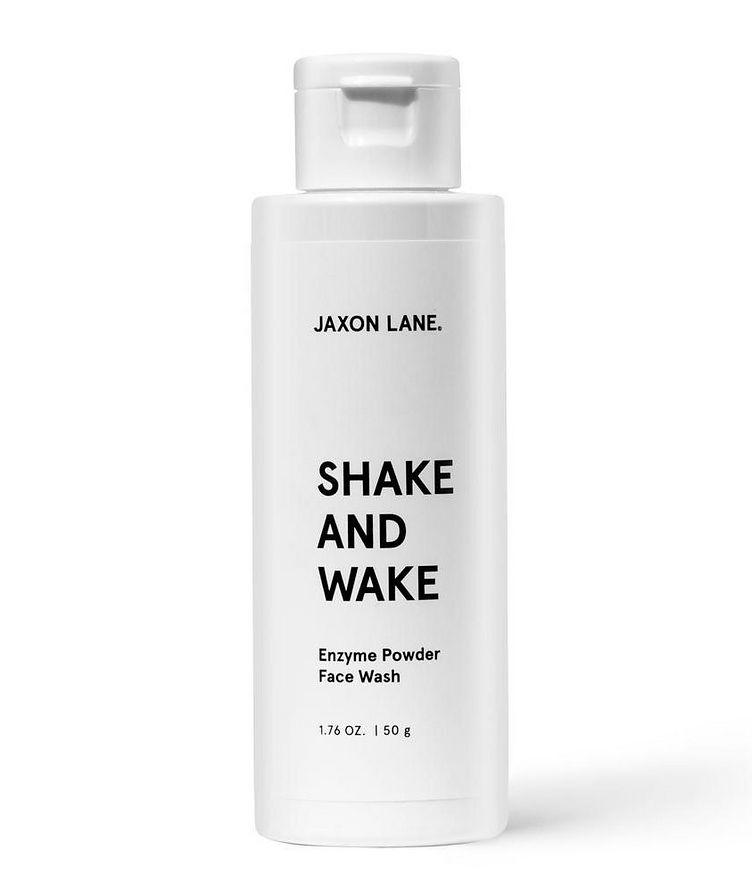Shake And Wake Enzyme Powder Face Wash image 0