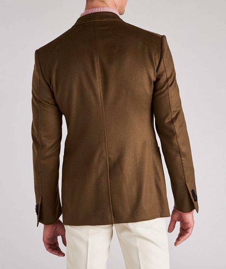 Shelton Brushed Cashmere Twill Sports Jacket image 2