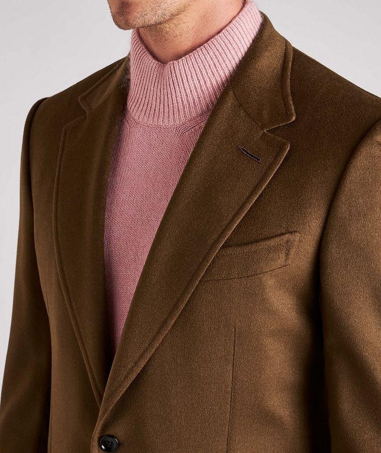 Shelton Brushed Cashmere Twill Sports Jacket image 3