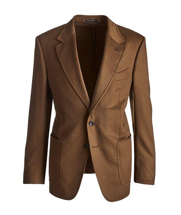 Shelton Brushed Cashmere Twill Sports Jacket picture 1