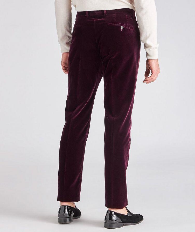 Velvet Dress Pants image 2