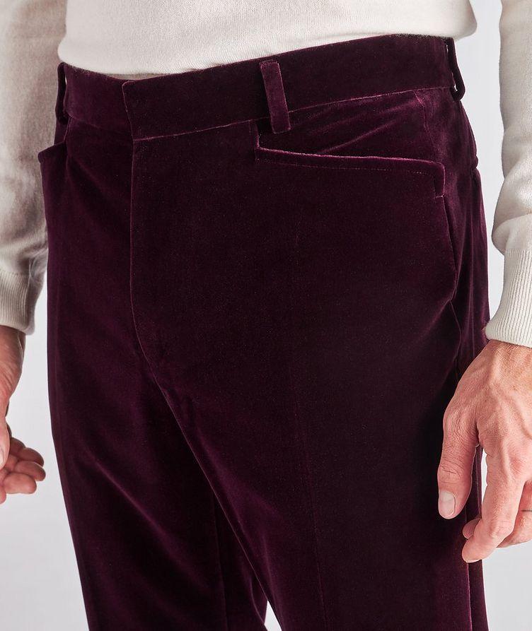 Velvet Dress Pants image 3
