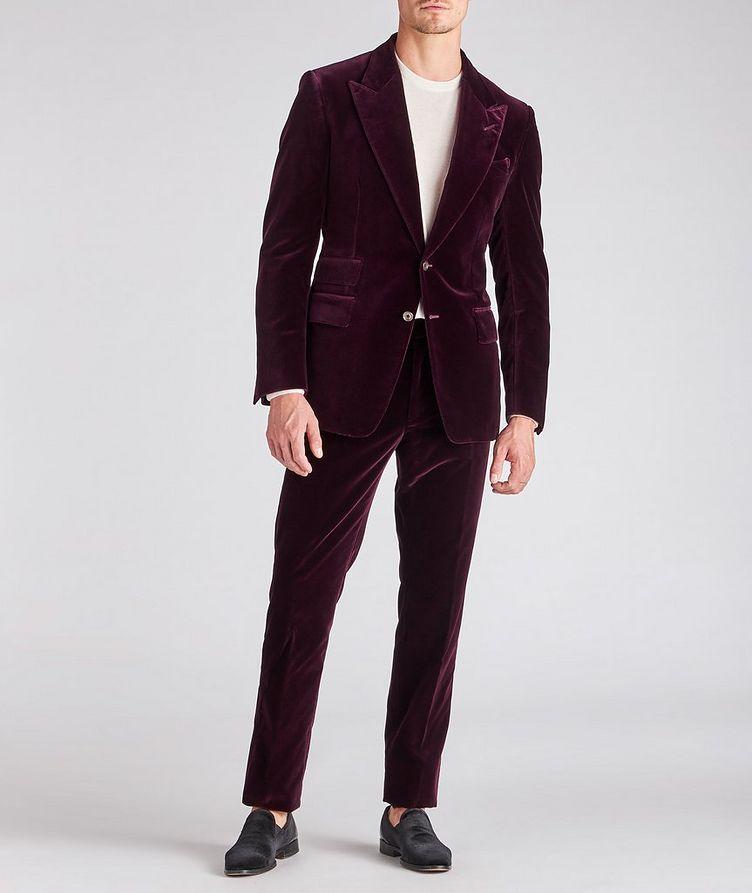 Velvet Dress Pants image 4