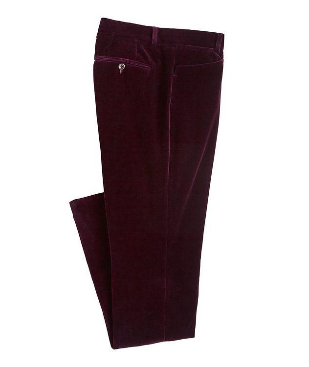 Velvet Dress Pants picture 1