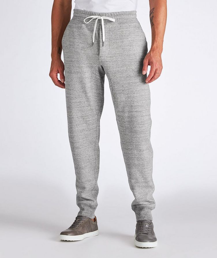 Cotton Drawstring Trousers image 1