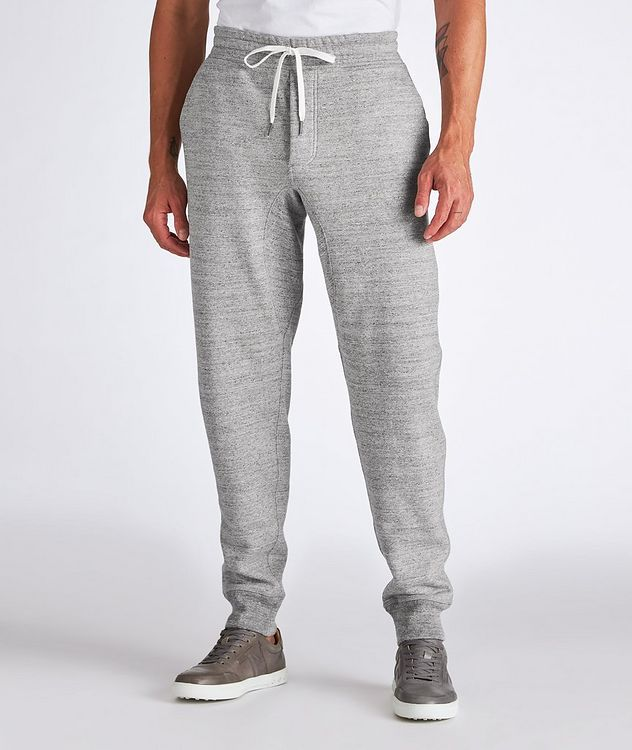 Cotton Drawstring Trousers picture 2
