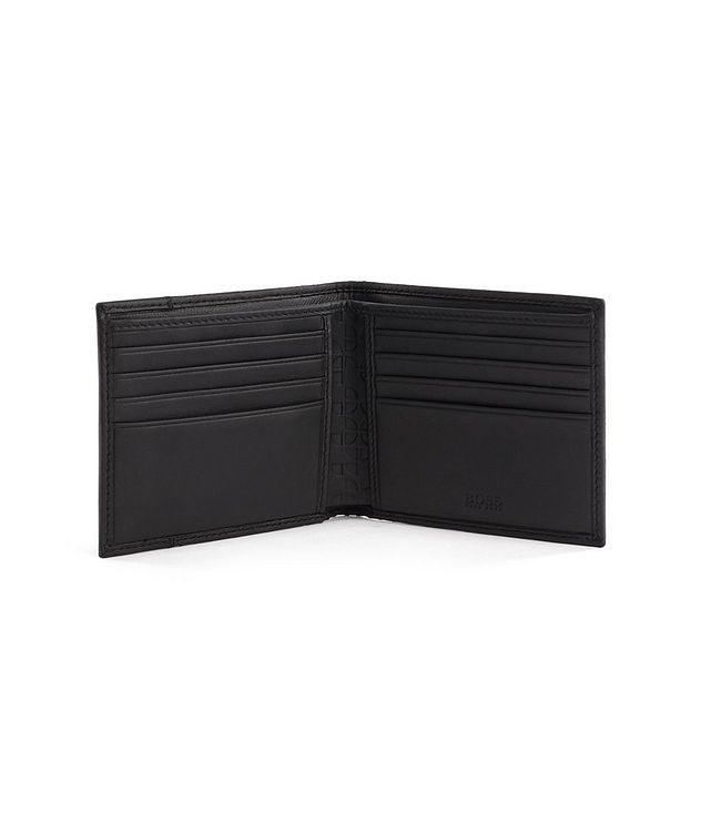 Leather Bifold and Cardholder Gift Set picture 3