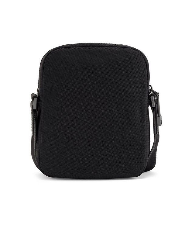 Trucker Mini Nylon and Leather Crossbody Bag picture 2