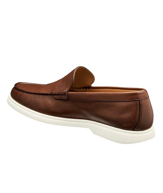 Sienne Leather Moccasins picture 2