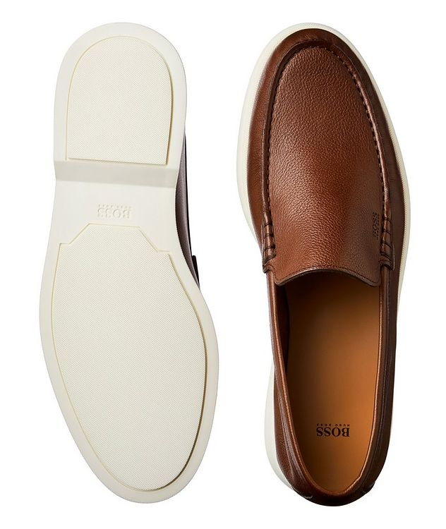 Sienne Leather Moccasins picture 3