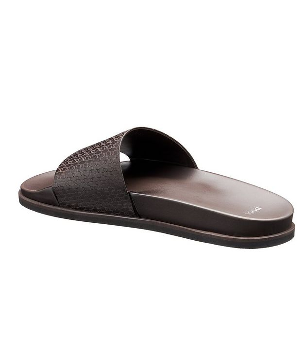 Cliff Leather Slides picture 2