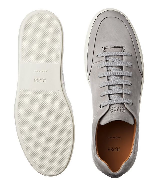 Mirage Suede Trainers picture 3