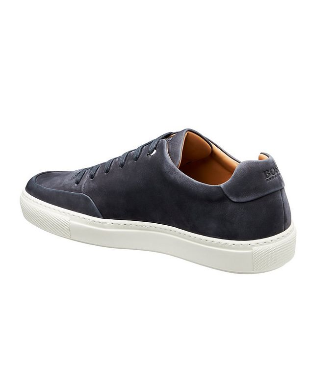 Mirage Suede Trainers picture 2