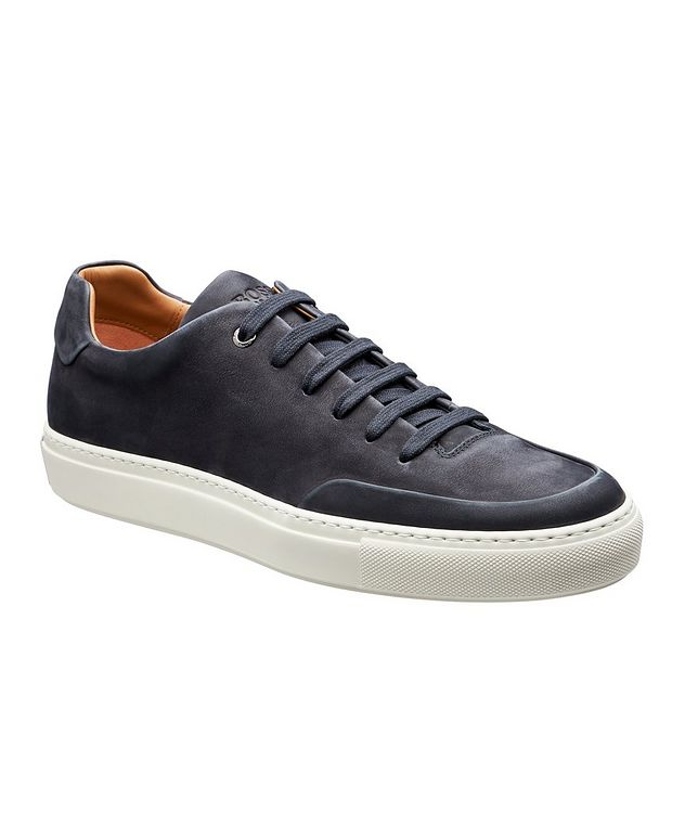 Mirage Suede Trainers picture 1