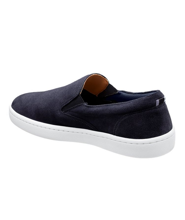 Ribeira Suede Slip-On Sneakers image 1